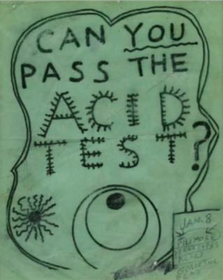 LSD EXPERIENCE – LA SOSTANZA CHE HA CAMBIATO LE SORTI DELLA