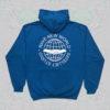 hoodie blu b