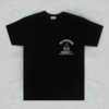 HYP TEE BLACK FRONT
